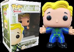 Fallout - Vault Boy Adamantium Skeleton Perk Pop! Vinyl Figure