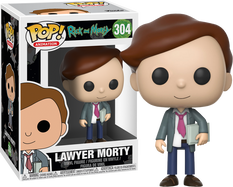 Rick and Morty - Lawyer Morty Pop! Vinyl Figure