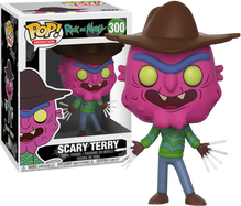 Rick and Morty - Scary Terry Pop! Vinyl Figure