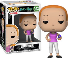 Rick and Morty - Summer Pop! Vinyl Figure