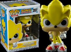 Sonic the Hedgehog - Super Sonic US Exclusive Pop! Vinyl Figure