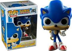 Sonic the Hedgehog - Sonic with Ring Pop! Vinyl Figure