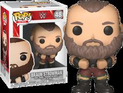 WWE - Braun Strowman Pop! Vinyl Figure