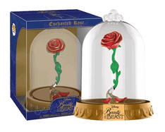Beauty and the Beast - Enchanted Rose in Dome US Exclusive Pop! Vinyl Figure