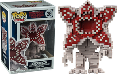 Stranger Things – Demogorgon 8-bit US Exclusive Pop! Vinyl Figure