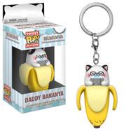 Bananya - Daddy Bananya Pop! Vinyl Keychain