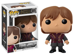 Tyrion Lannister Game of Thrones - Pop! Movies Vinyl Figure