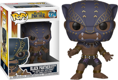 Black Panther - Black Panther in Warrior Falls Outfit Pop! Vinyl Figure