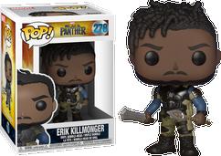 Black Panther - Erik Killmonger Pop! Vinyl Figure