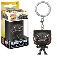 Black Panther - Black Panther Pop! Vinyl Keychain