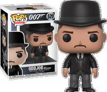 James Bond - Oddjob (Goldfinger) Pop! Vinyl Figure
