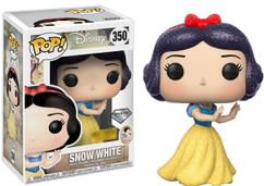 Snow White and the Seven Dwarfs - Snow White Diamond Glitter Pop! Vinyl Figure