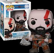 God of War (2018) - Kratos Pop! Vinyl Figure