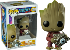 Guardians of the Galaxy Vol. 2 - Groot with Cyber Eye US Exclusive Pop! Vinyl Figurep! Vinyl Figure