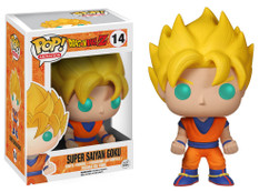 Super Saiyan Goku Dragon Ball Z - Pop! Animation Vinyl Figure