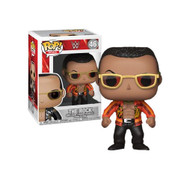 WWE - The Rock Old School Pop! Vinyl Figure