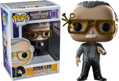 Stan Lee - Guardians of the Galaxy Cameo US Exclusive Pop! Vinyl Figure