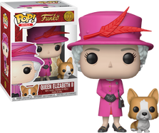 Royal Family - Queen Elizabeth II Pop! Vinyl Figure