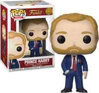 Royal Family - Prince Harry Pop! Vinyl Figure