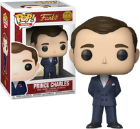 Royal Family - Prince Charles Pop! Vinyl Figure