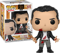 The Walking Dead - Negan (Clean Shaven) Pop! Vinyl Figure