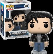Riverdale - Jughead Jones in Serpents Jacket US Exclusive Pop! Vinyl Figure