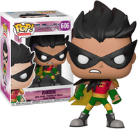 Teen Titans Go!: The Night Begins to Shine - Robin Pop! Vinyl Figure