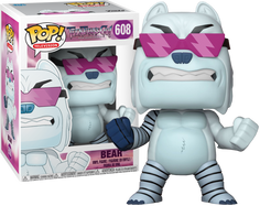 Teen Titans Go!: The Night Begins to Shine - Cee Lo Bear Pop! Vinyl Figure