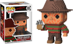A Nightmare on Elm Street - Freddy Krueger 8-Bit Pop! Vinyl Figure