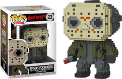 Friday the 13th - Jason Voorhees 8-Bit Pop! Vinyl Figure