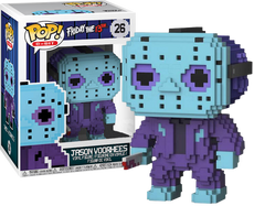Friday the 13th - Jason Voorhees NES 8-Bit US Exclusive Pop! Vinyl Figure
