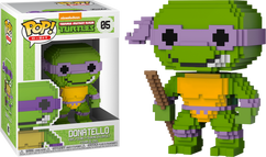 Teenage Mutant Ninja Turtles - Donatello 8-Bit Pop! Vinyl Figure