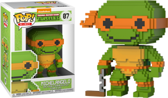Teenage Mutant Ninja Turtles - Michelangelo 8-Bit Pop! Vinyl Figure