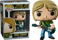 Nirvana - Kurt Cobain (Teen Spirit) Pop! Vinyl Figure