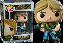 Nirvana - Kurt Cobain (Teen Spirit) Pop! Vinyl Figure