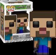 Minecraft - Steve Pop! Vinyl Figure