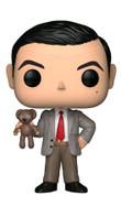 Mr Bean - Mr Bean with Teddy Pop! Vinyl Figure