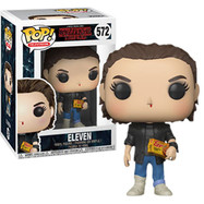 Stranger Things - Eleven Punk Rock Pop! Vinyl Figure