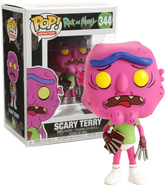 Rick and Morty - Scary Terry No Pants US Exclusive Pop! Vinyl Figure