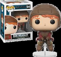 Harry Potter - Ron Weasley on Broom Pop! Vinyl Figure