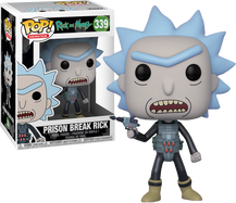 Rick and Morty - Prison Break Rick Pop! Vinyl Figure