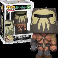 Rick and Morty - Hemorrhage Pop! Vinyl Figure