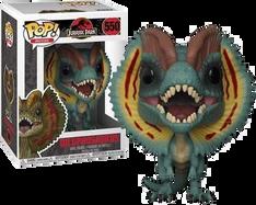 Jurassic Park - Dilophosaurus Pop! Vinyl Figure