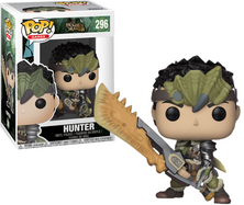 Monster Hunter - Hunter Pop! Vinyl Figure