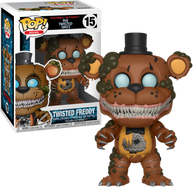 Five Nights at Freddy's: The Twisted Ones - Twisted Freddy Pop! Vinyl Figure