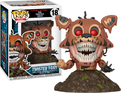 Five Nights at Freddy's: The Twisted Ones - Twisted Foxy Pop! Vinyl Figure