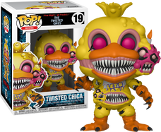 Five Nights at Freddy's: The Twisted Ones - Twisted Chica Pop! Vinyl Figure