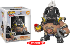 "Overwatch - Roadhog 6"" Pop! Vinyl Figure"