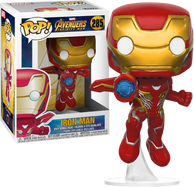 Avengers 3: Infinity War - Iron Man Flying Pop! Vinyl Figure