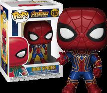 Avengers 3: Infinity War - Iron Spider Pop! Vinyl Figure